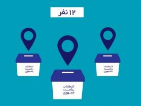 موشن گرافیکمسئولیت بزرگ - ویژه انتخابات