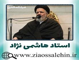 سیدحسین هاشمی نژاد, حجت الاسلام والمسلمین هاشمی نژاد, استاد هاشمی نژاد, حجت الاسلام هاشمی نژاد
